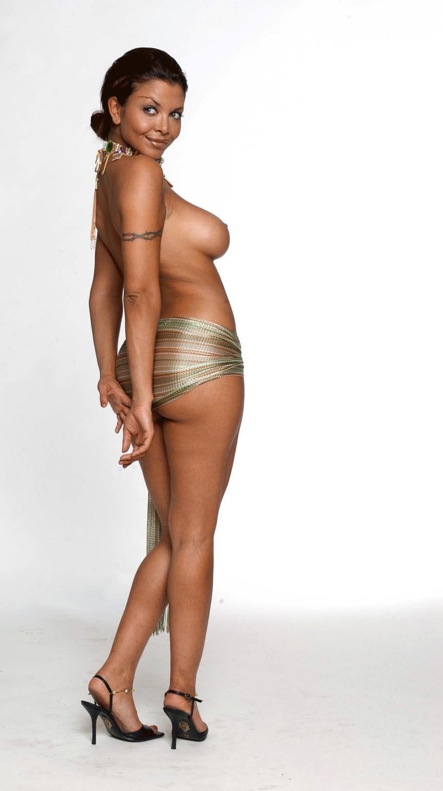 Кадер Лот голая. Фото - 55