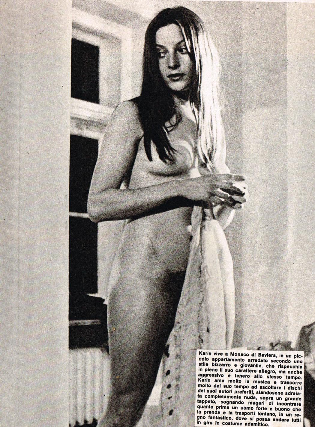 Карин Гётц голая. Фото - 14
