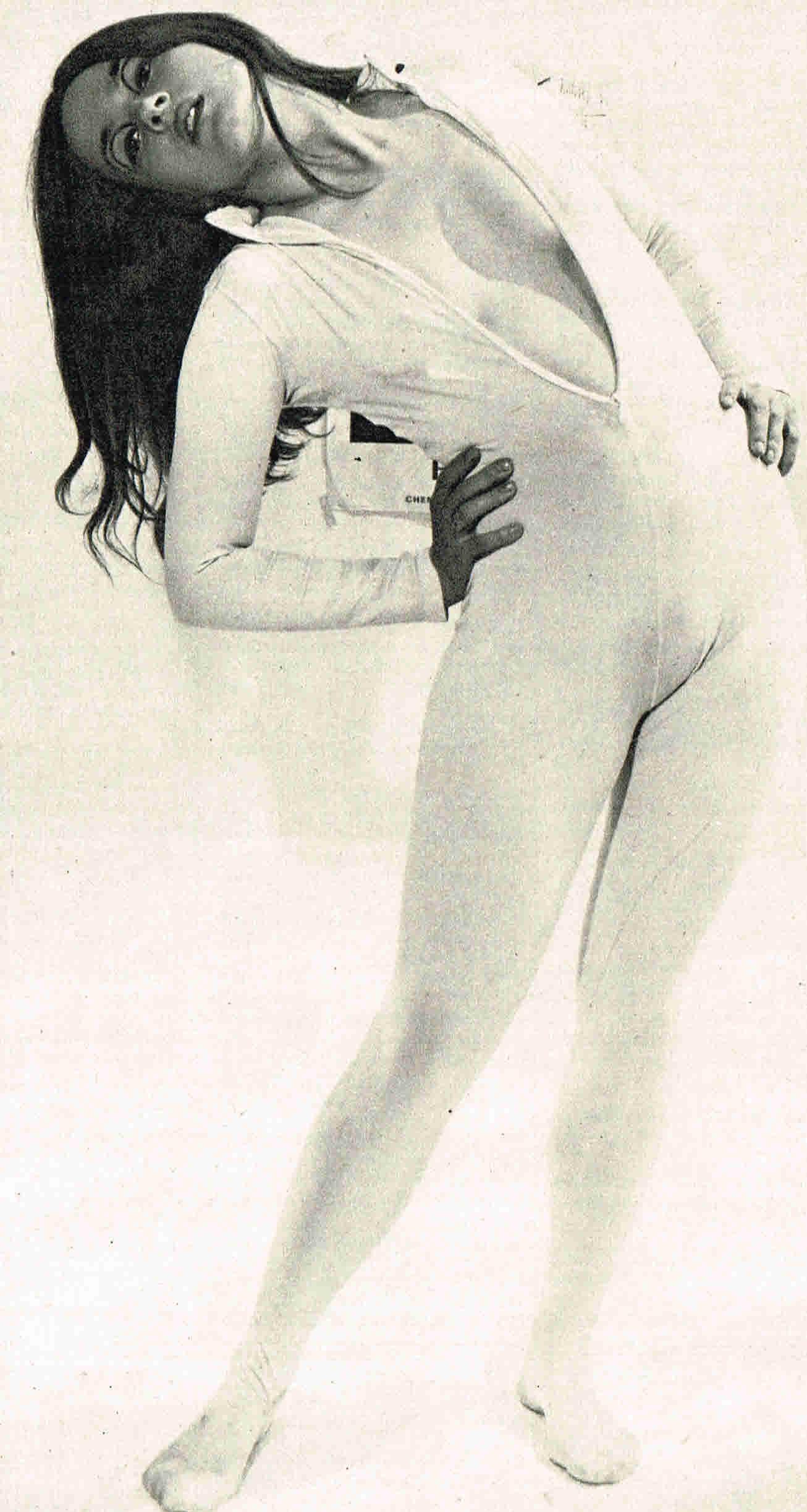 Карин Гётц голая. Фото - 37