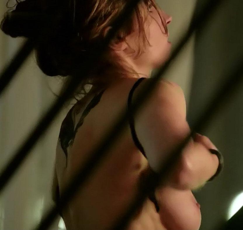 Карин Ханкцевски голая. Фото - 8