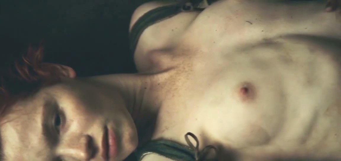 Каролин Херфурт голая. Фото - 3