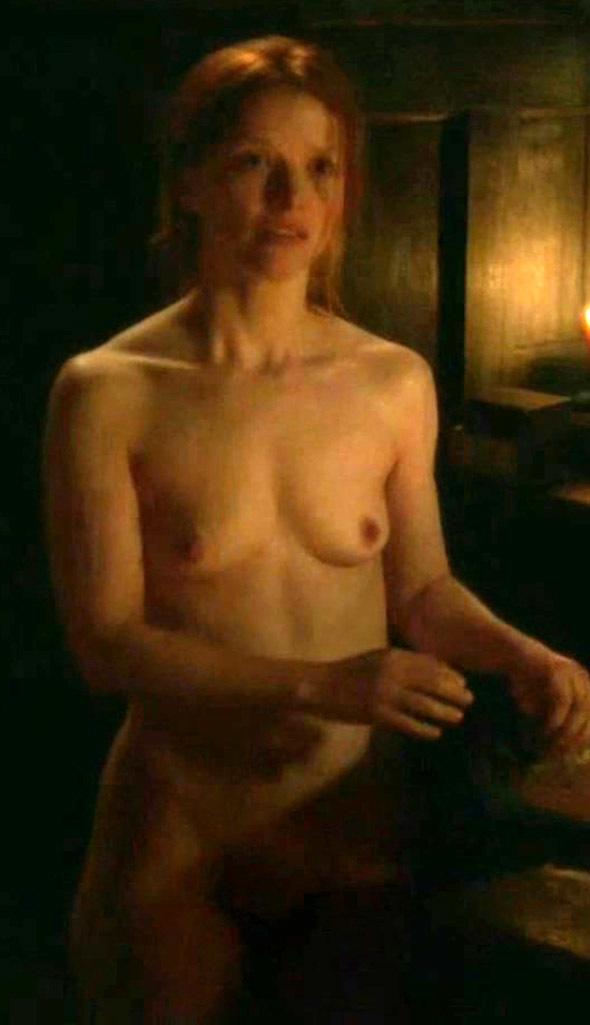 Каролина Шух голая. Фото - 6