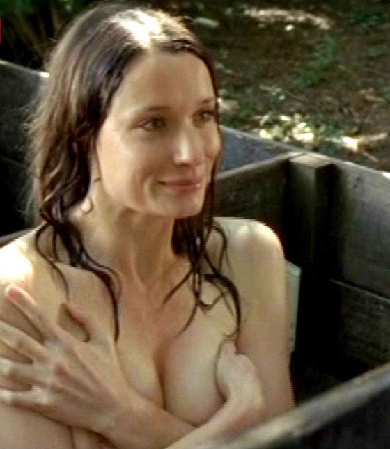 Катрин Кюнель голая. Фото - 3