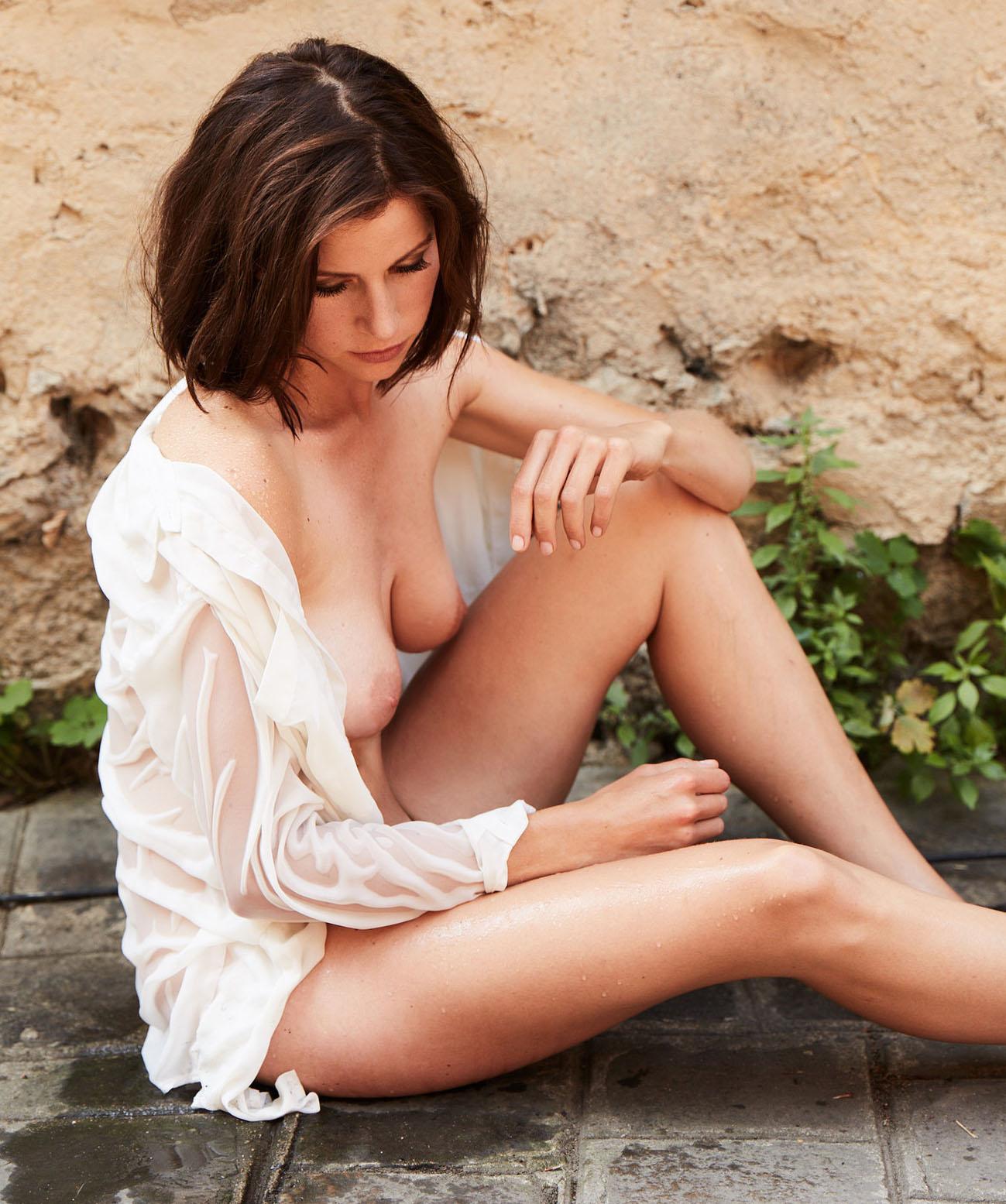 Катрин Хес голая. Фото - 11