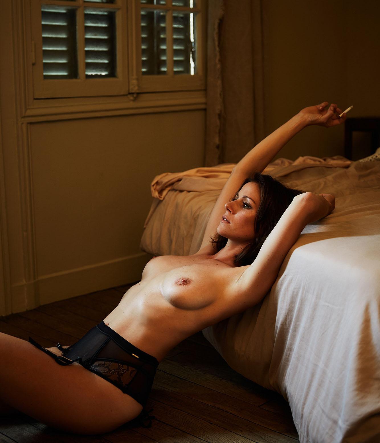 Катрин Хес голая. Фото - 12