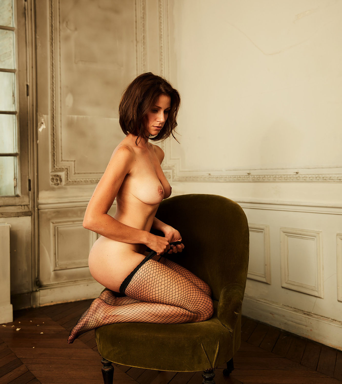 Катрин Хес голая. Фото - 17