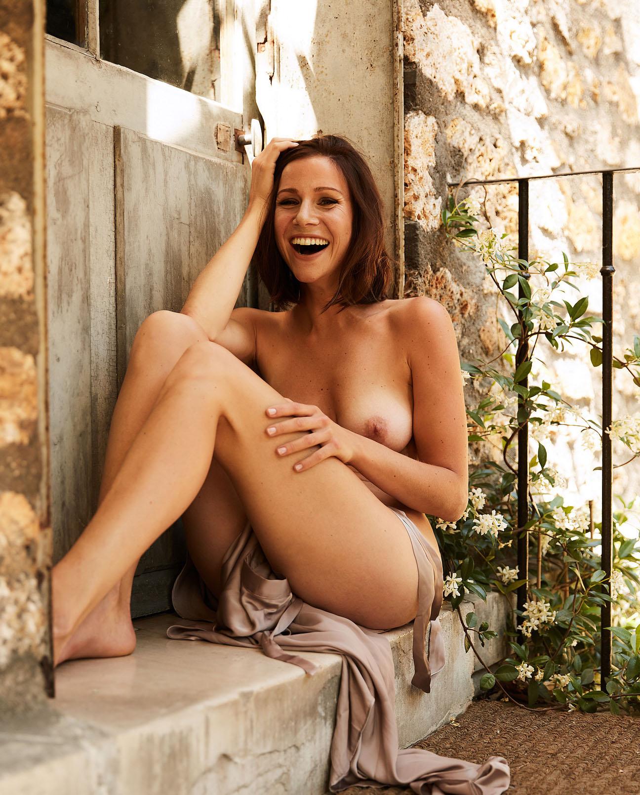 Катрин Хес голая. Фото - 20