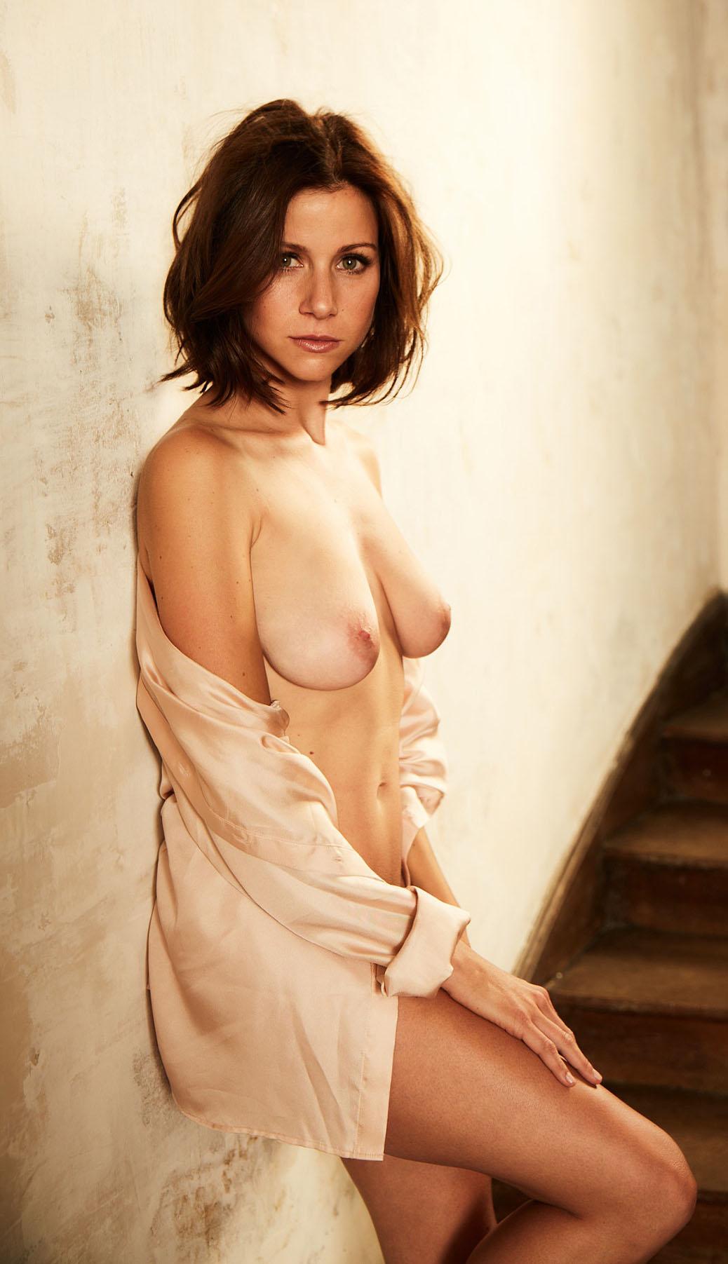 Катрин Хес голая. Фото - 22