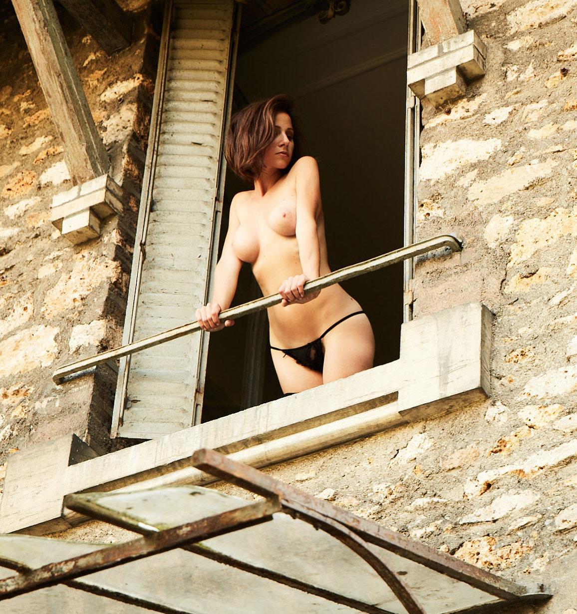Катрин Хес голая. Фото - 27