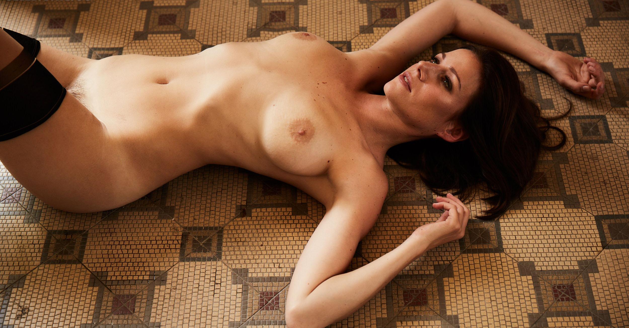 Катрин Хес голая. Фото - 29