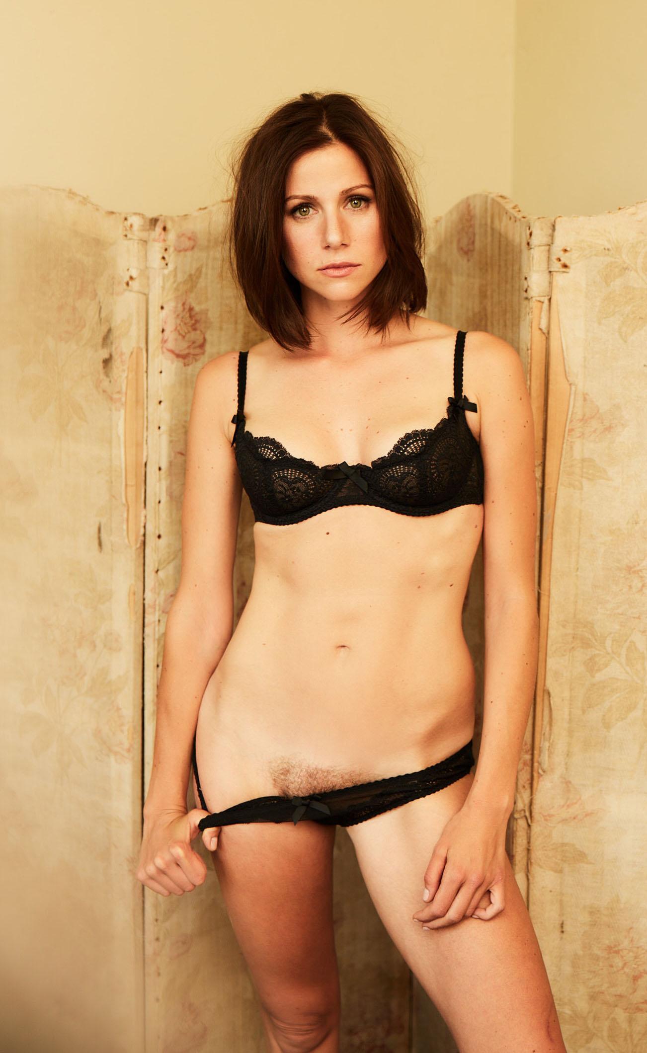 Катрин Хес голая. Фото - 30