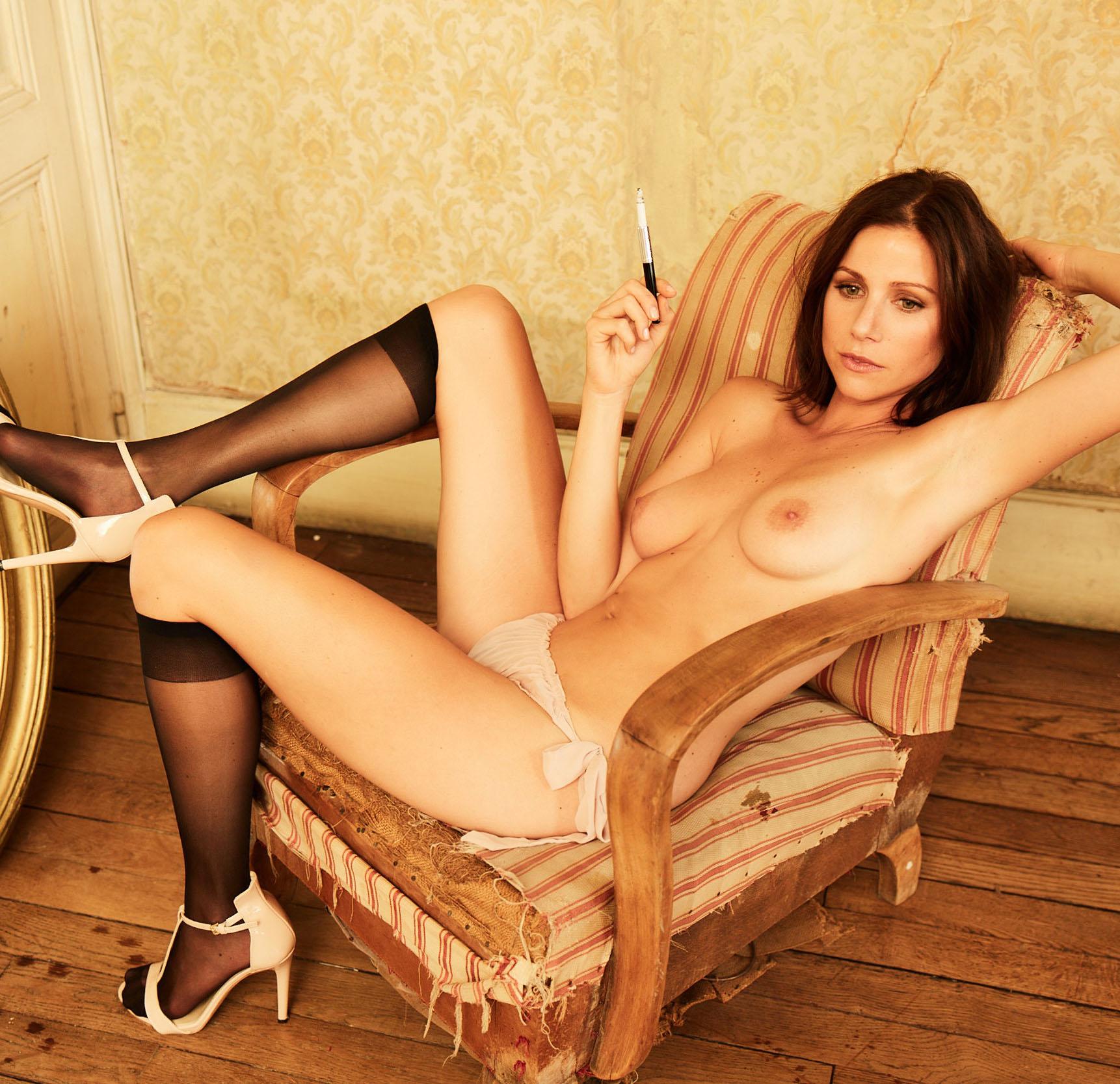 Катрин Хес голая. Фото - 31