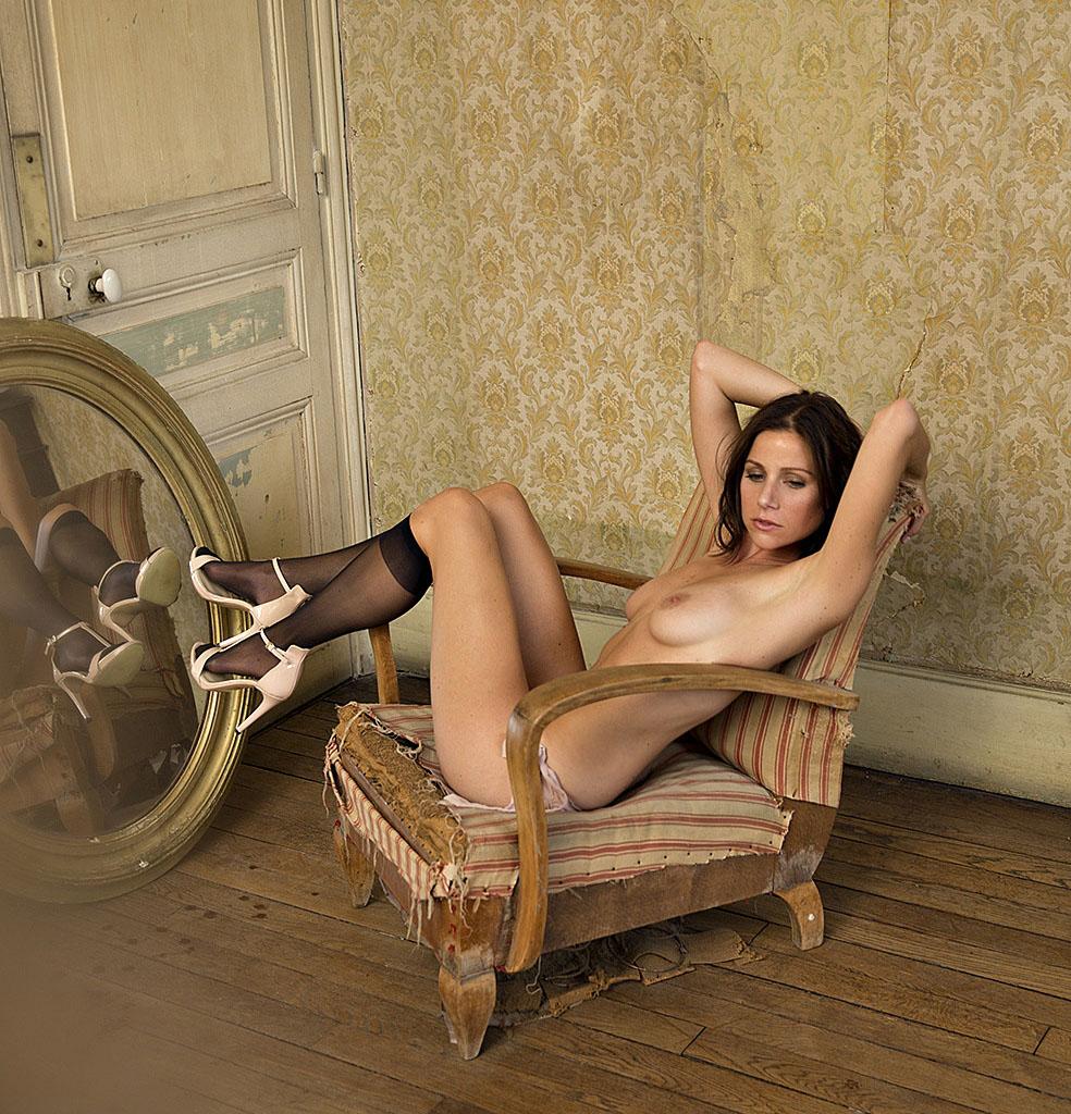 Катрин Хес голая. Фото - 34