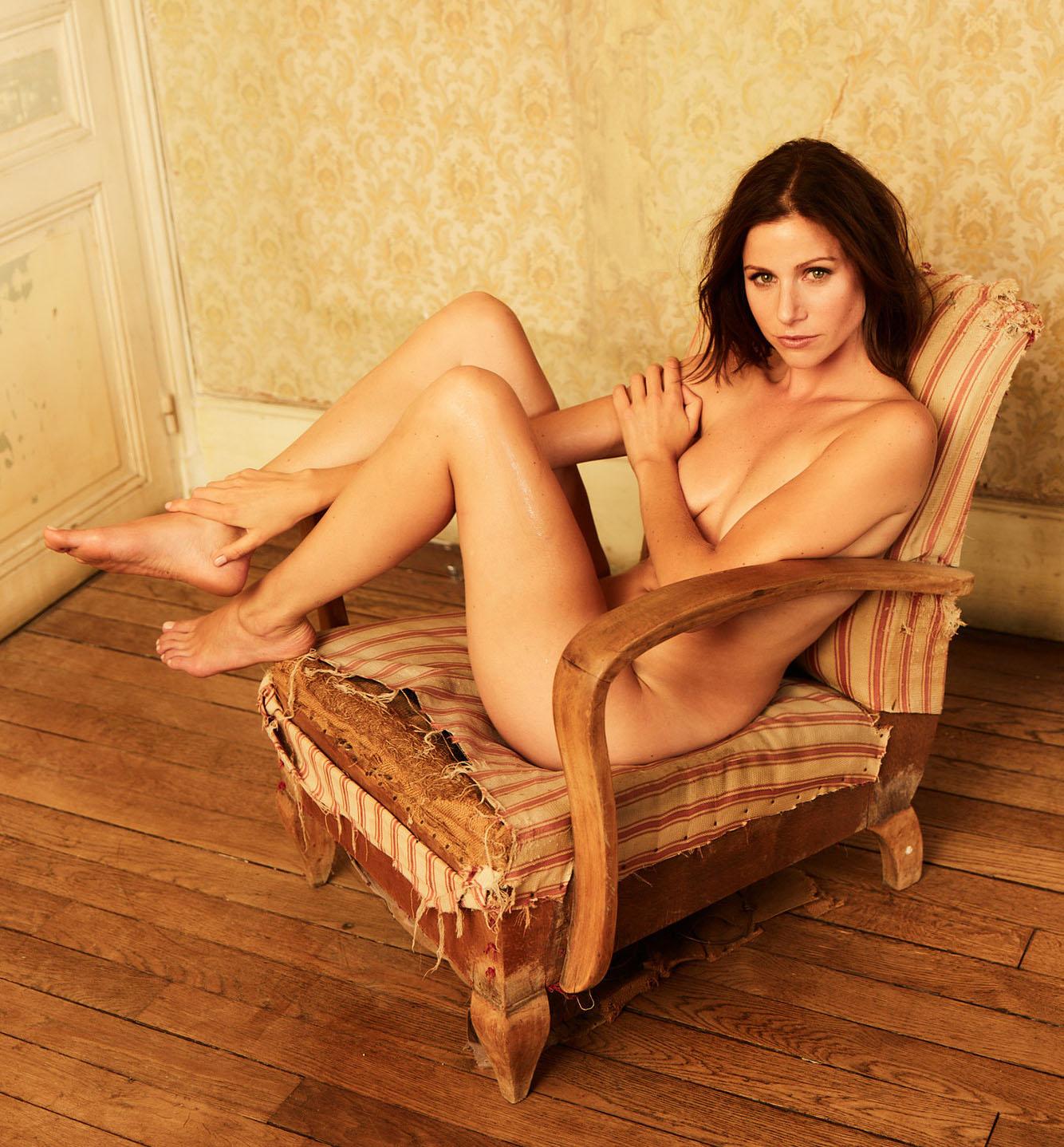 Катрин Хес голая. Фото - 4