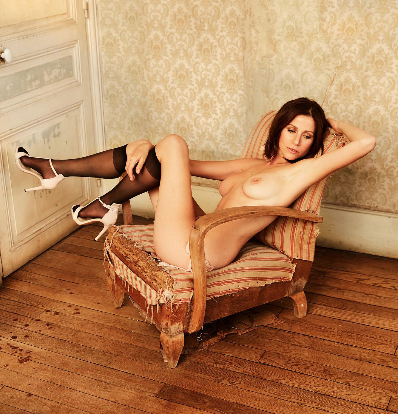 Катрин Хес голая. Фото - 5