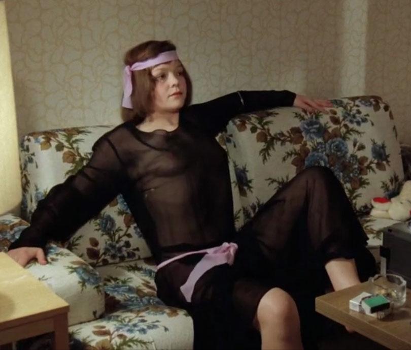 Катрин Засс голая. Фото - 5