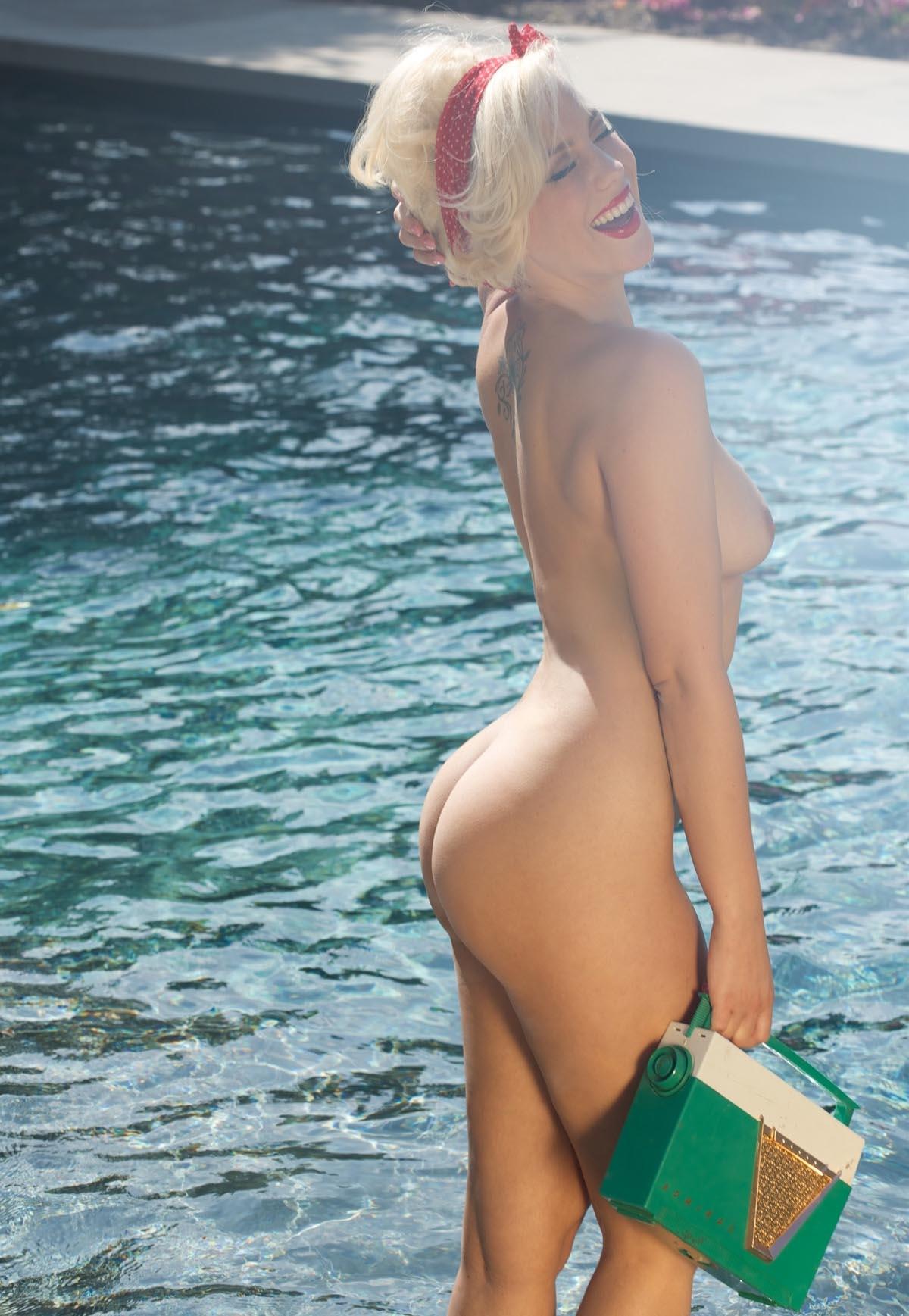 ЛаФи голая. Фото - 73