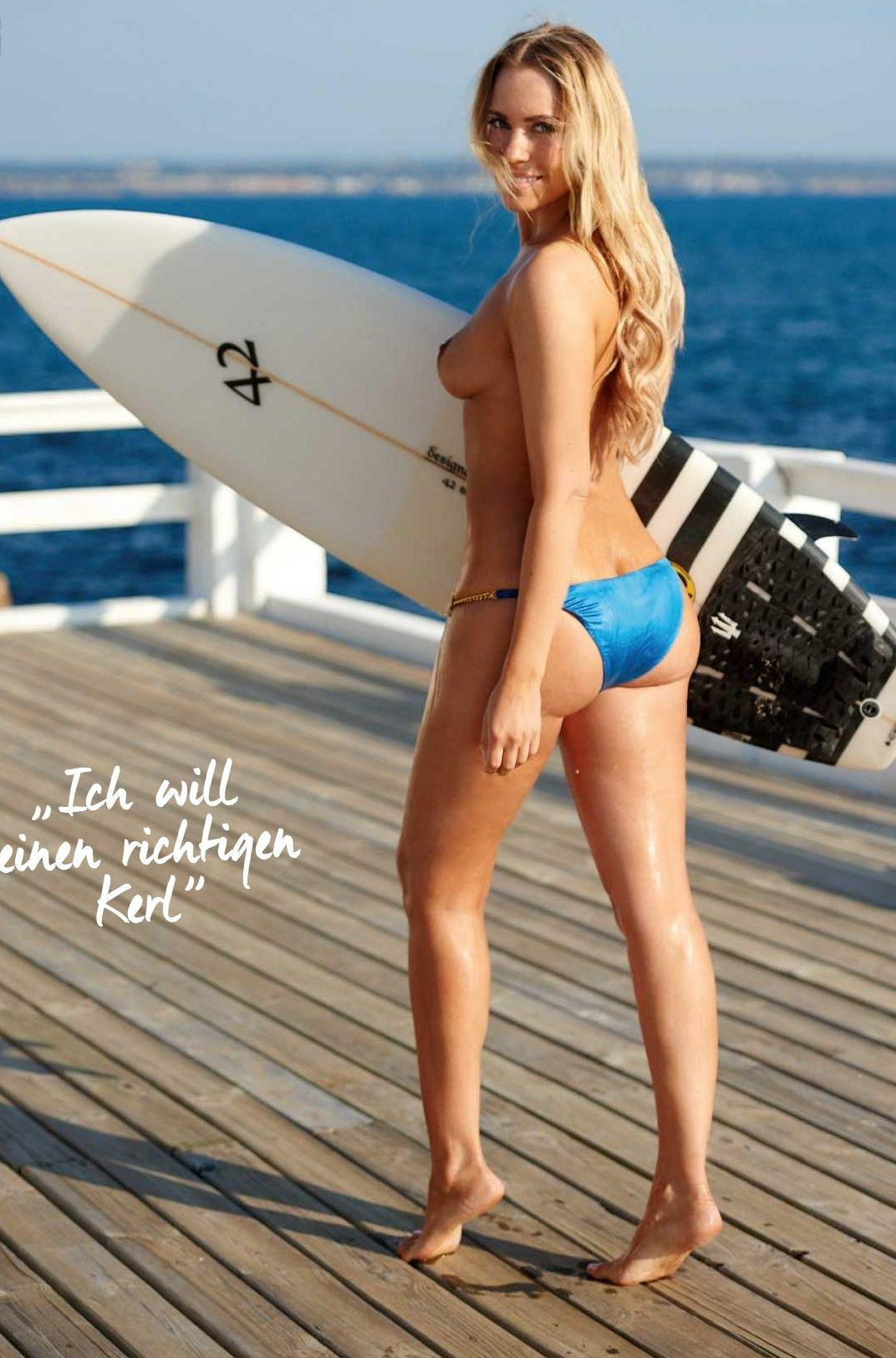 Лара-Изабель Рентинк голая. Фото - 10