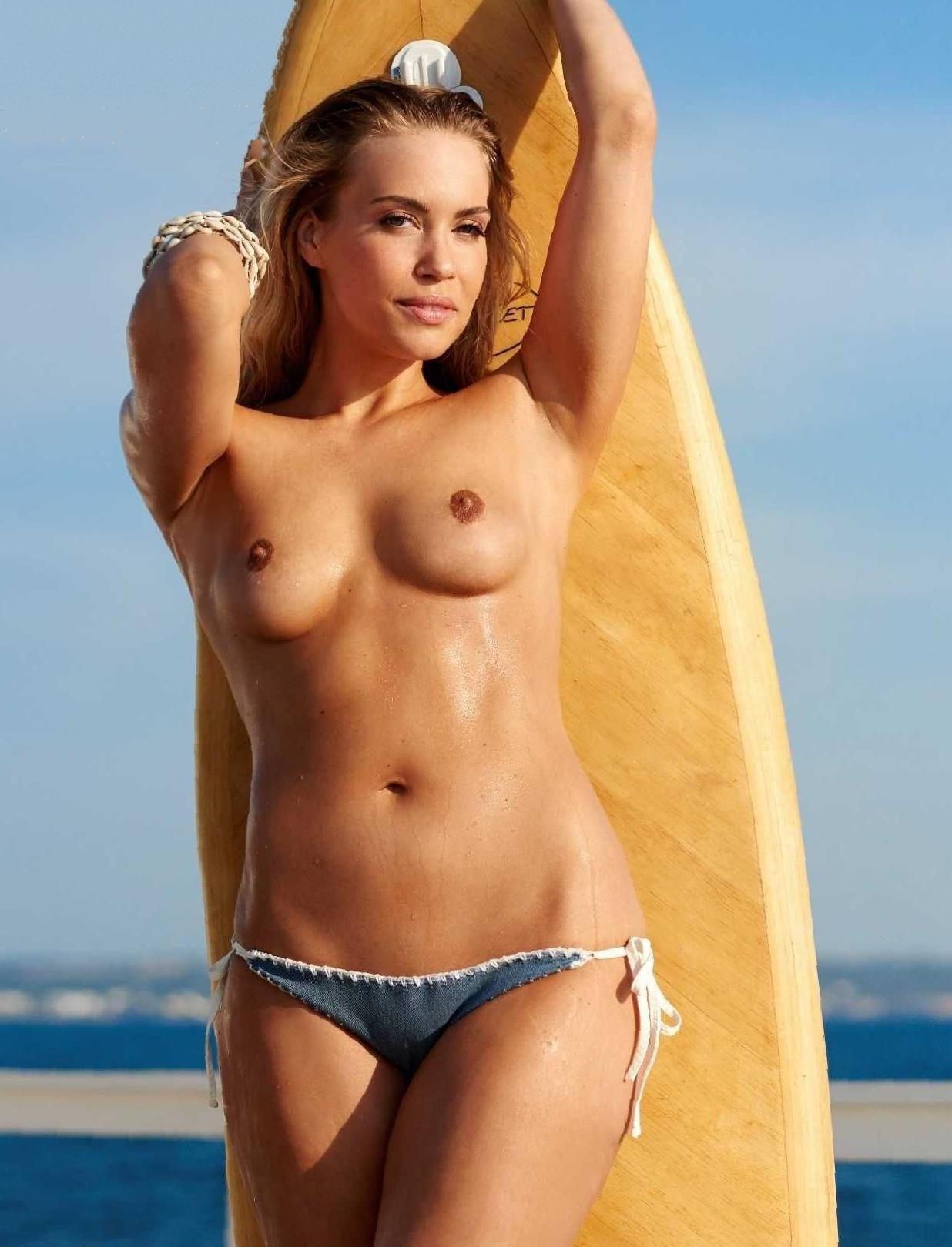 Лара-Изабель Рентинк голая. Фото - 14