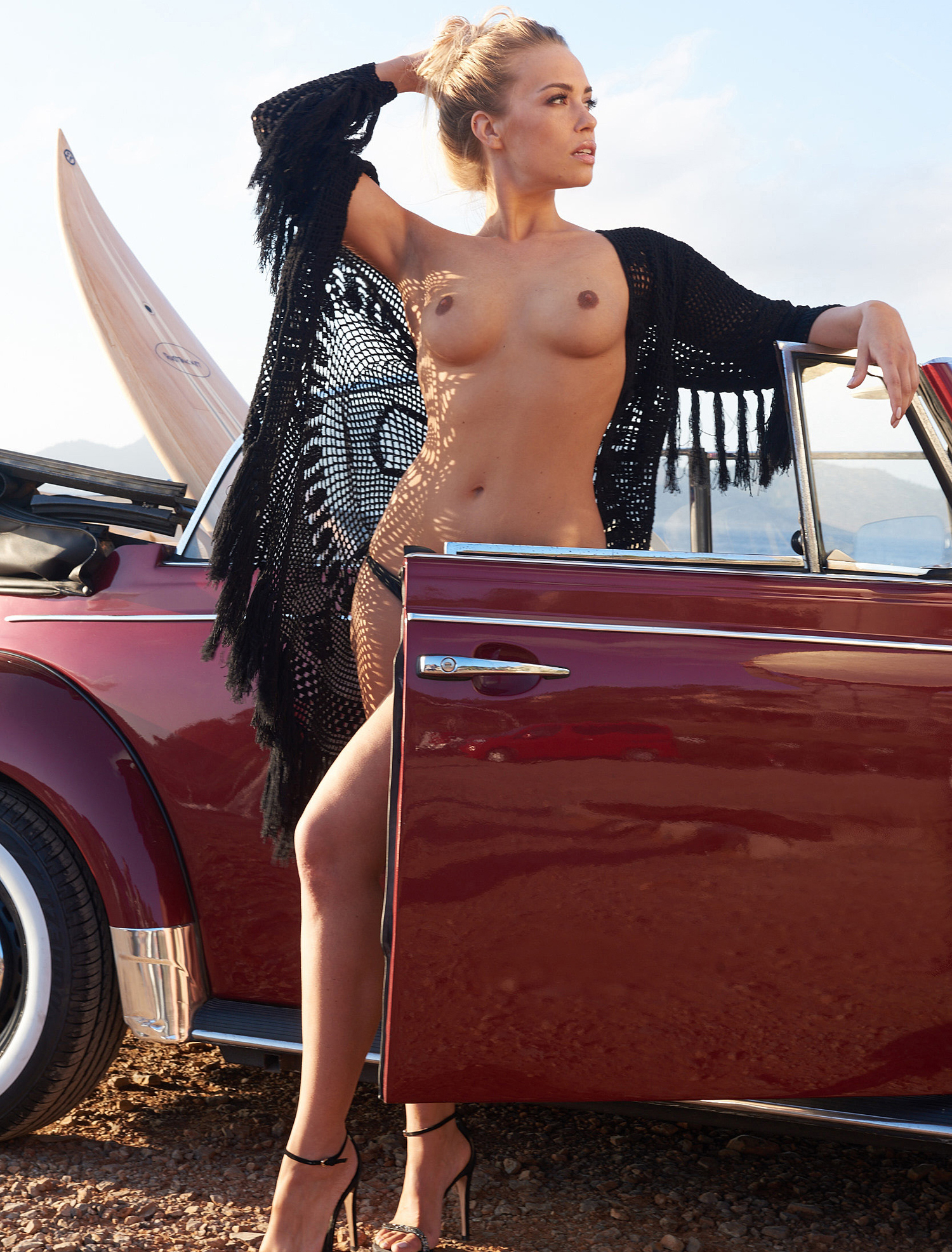 Лара-Изабель Рентинк голая. Фото - 40