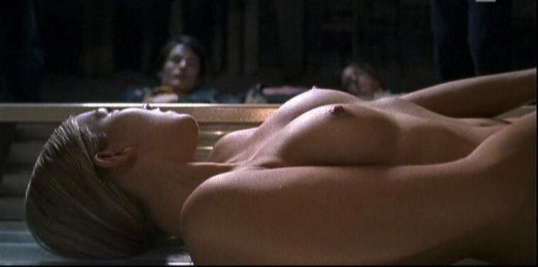Laura harris nude in defying gravity
