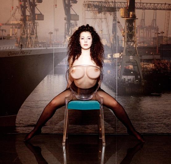 Лейла Лоуфаер голая. Фото - 26