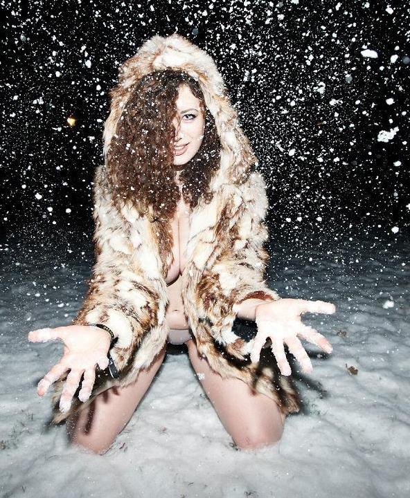 Лейла Лоуфаер голая. Фото - 4