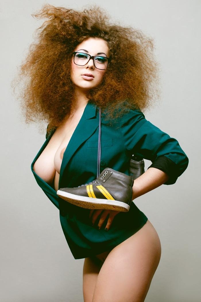 Лейла Лоуфаер голая. Фото - 5