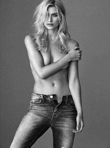 Лена Герке голая. Фото - 30