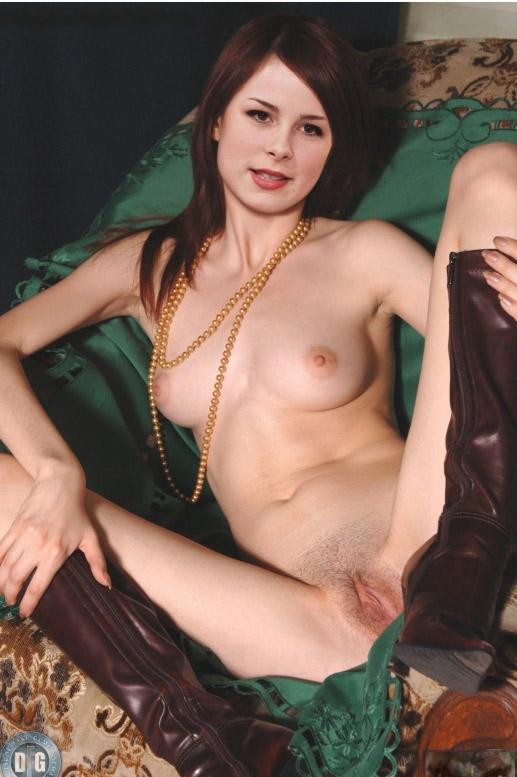 Lena Meyer-Landrut nahá. Fotka - 61