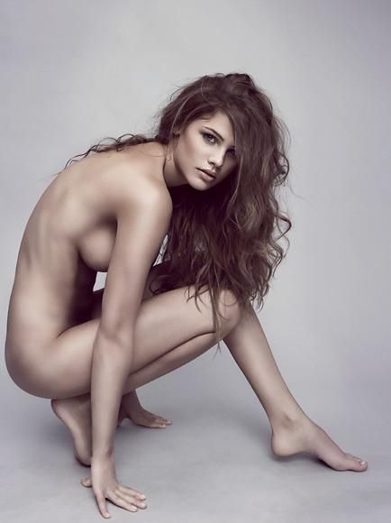 Лиза Томашевски голая. Фото - 34