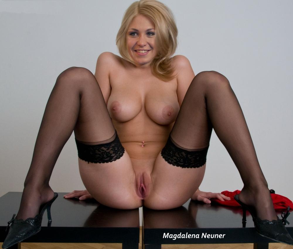 Магдалена Нойнер голая. Фото - 17