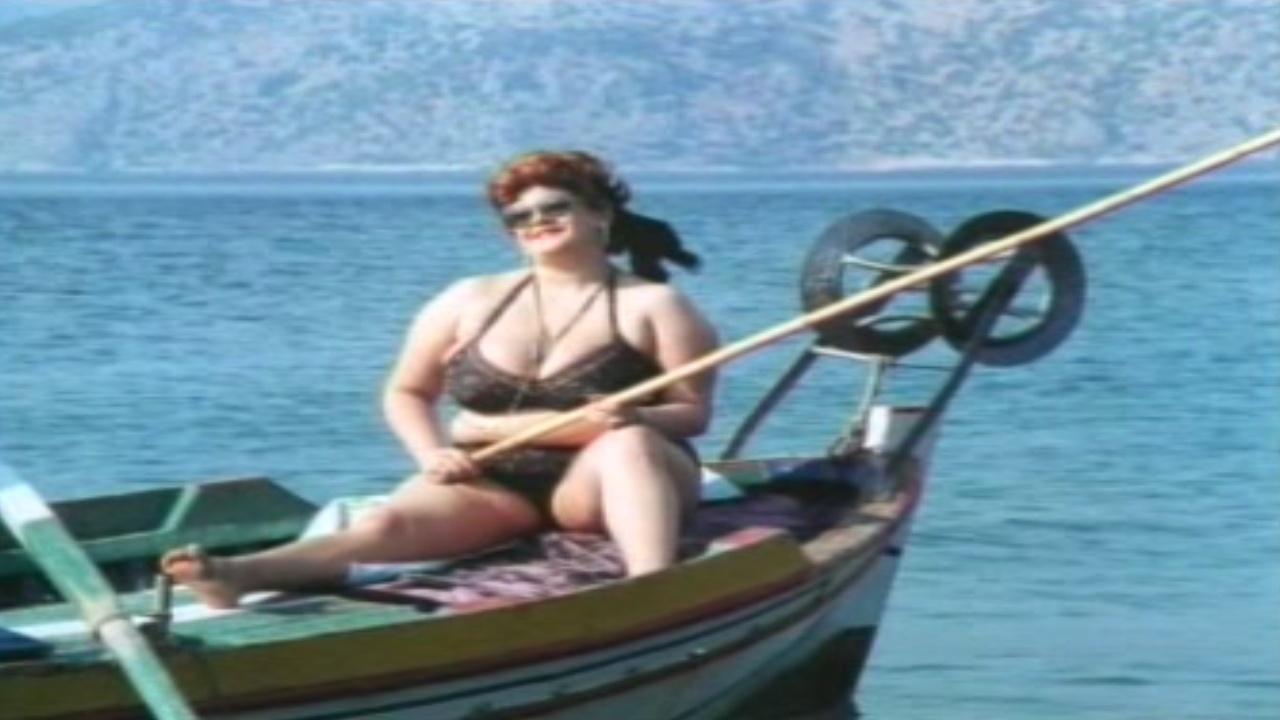 Маргарете Куске голая. Фото - 1