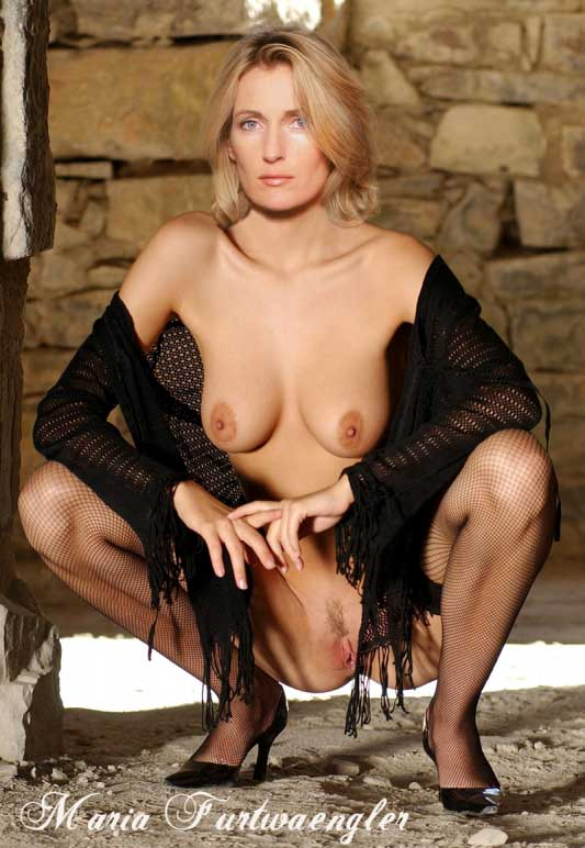 Maria Furtwängler Nackt. Fotografie - 17