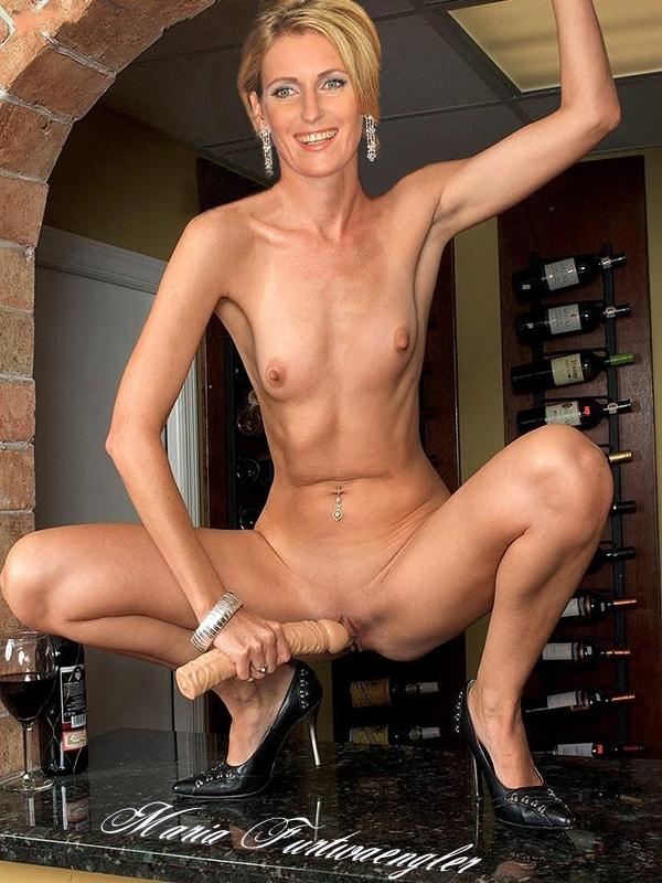 Maria Furtwängler Nackt. Fotografie - 31