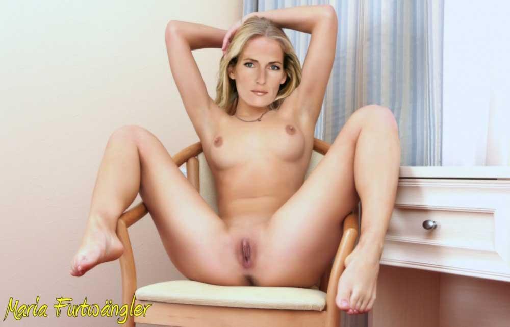 Maria Furtwängler Nackt. Fotografie - 45