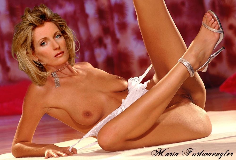 Maria Furtwängler Nackt. Fotografie - 53