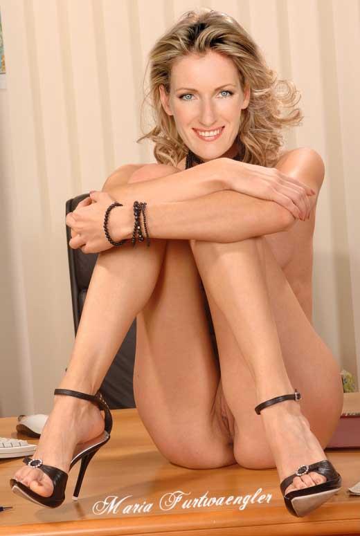 Maria Furtwängler Nackt. Fotografie - 6
