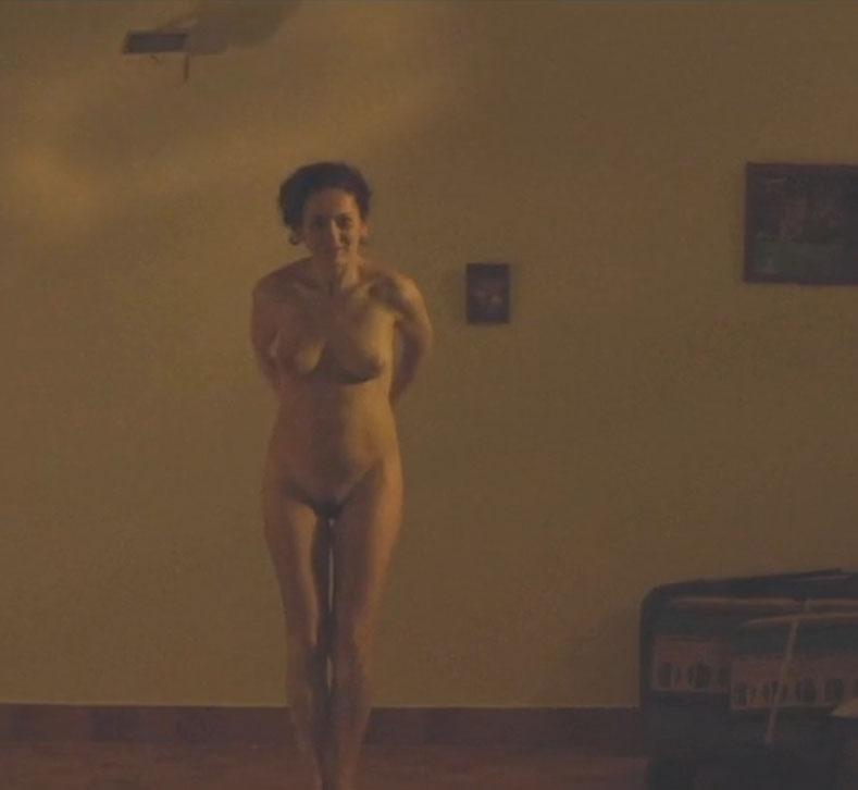 Мари-Лу Селлем голая. Фото - 4