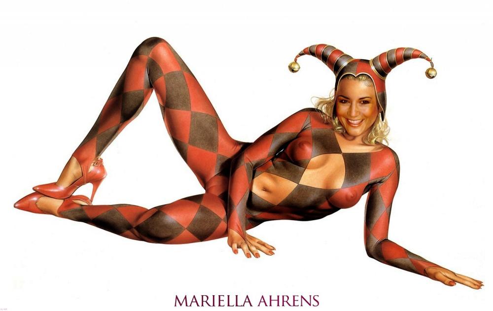 Мариэлла Аренс голая. Фото - 53