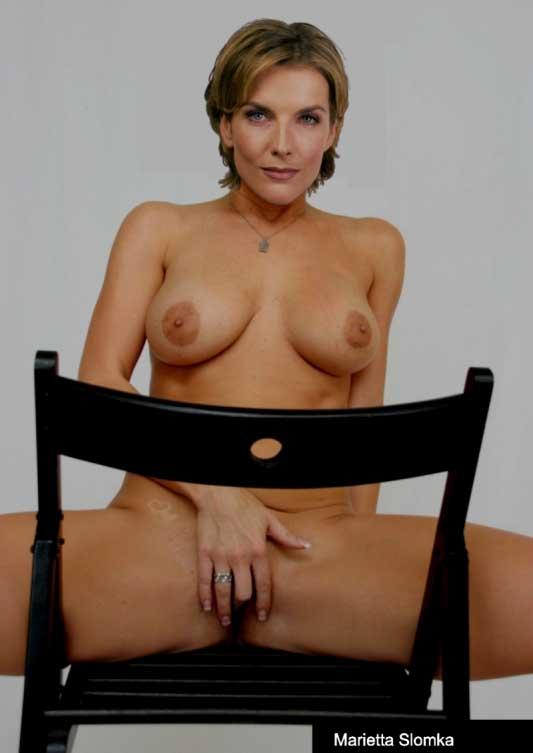 Мариэтта Сломка голая. Фото - 13
