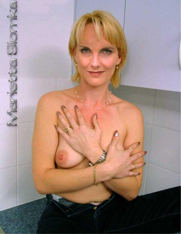 Мариэтта Сломка голая. Фото - 27