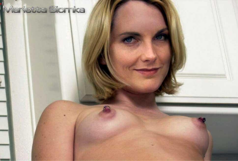 Мариэтта Сломка голая. Фото - 33