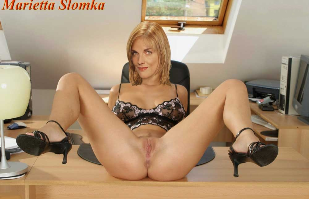 Мариэтта Сломка голая. Фото - 36