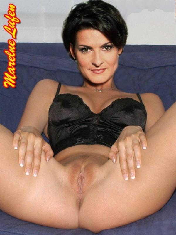 Marlene Lufen Nackt