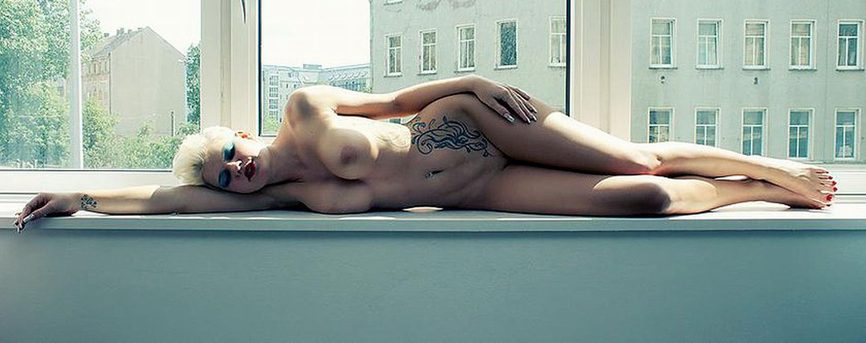 Мелани Мюллер голая. Фото - 13