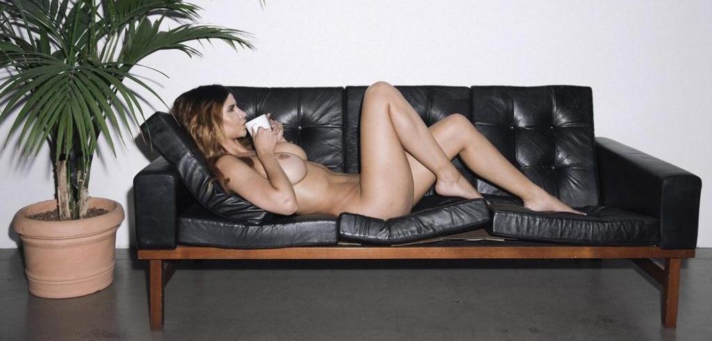 Micaela Schäfer Nackt. Fotografie - 130