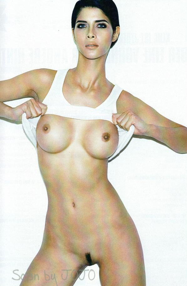Micaela Schäfer Nackt. Fotografie - 21