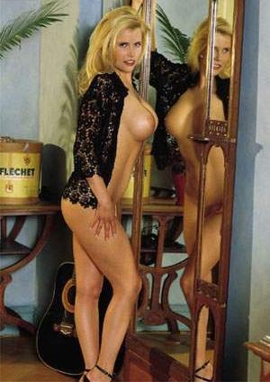 Михаэла Шаффрат (Gina Wild) голая. Фото - 24