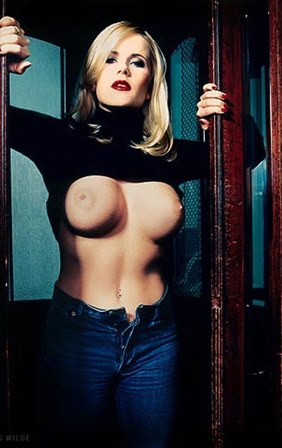 Михаэла Шаффрат (Gina Wild) голая. Фото - 32